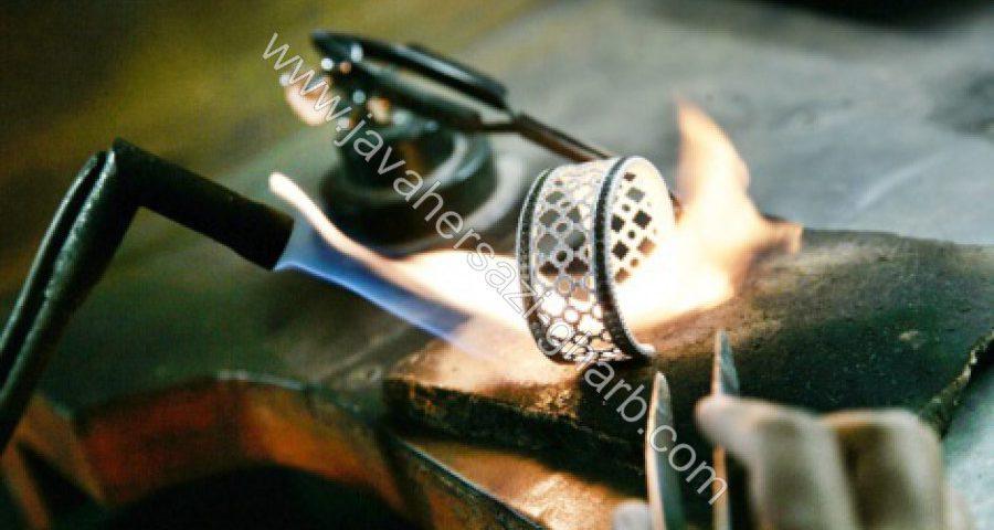 مدرک دیپلم طلا و جواهر سازی دانشگاه فنی حرفه ای