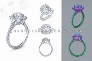 آموزش نرم افزار طراحی طلا و جواهر